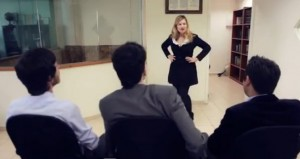 the voice - גרסת המשרד