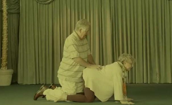 סקס בטוח לקשישים
