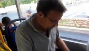 גזענות באוטובוס
