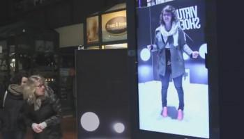 אין צורך לחלוץ: הקמפיין המבריק של חברת הנעליים הוירטואלית