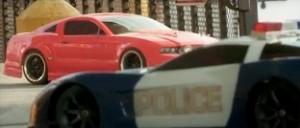 מכונית על שלט קאבר