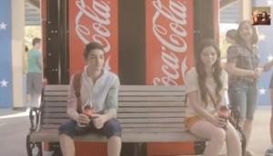 קוקה קולה אהבת נעורים
