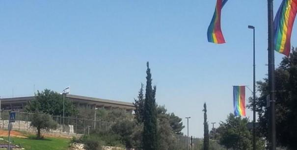 מצעד הגאווה מוקטן