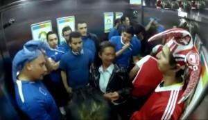 מתיחה במעלית
