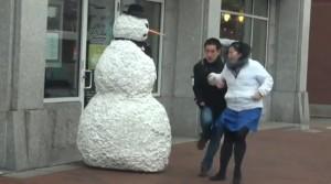 איש השלג