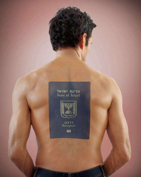 קעקוע של דרכון