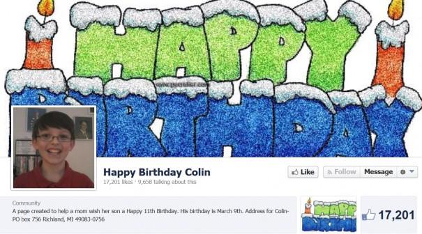 יום הולדת לקולין 1
