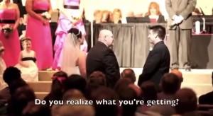 חתונה מרגשת
