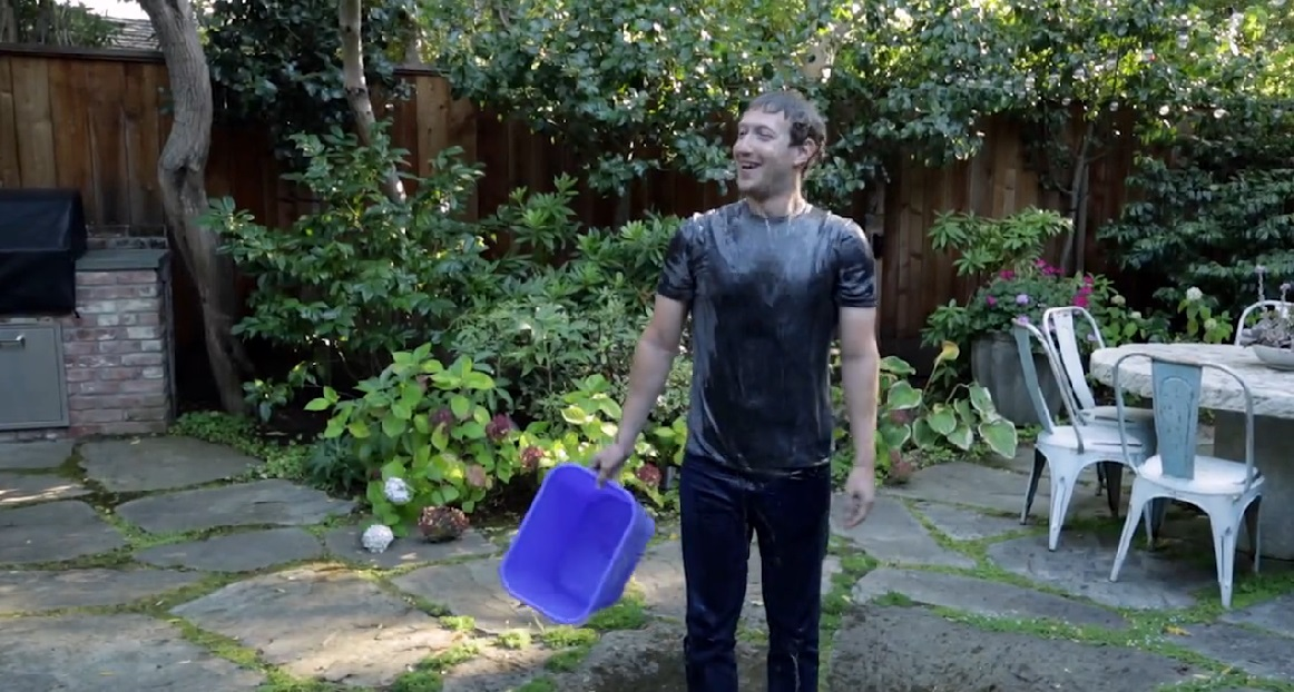 אתגר המים צוקרברג 2