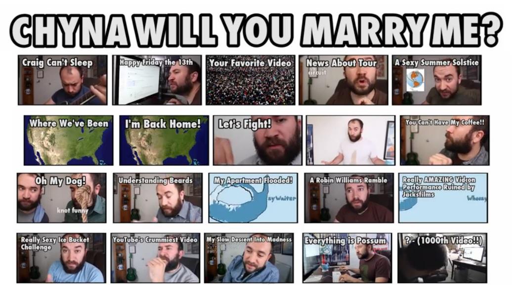 הצעת נישואין יוטיוב 5