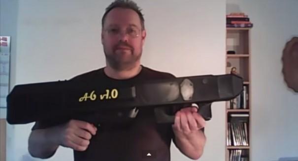 רובה מטוס נייר