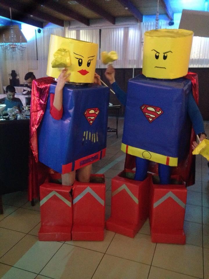 אלחי אטיאס - סופרמן לגו