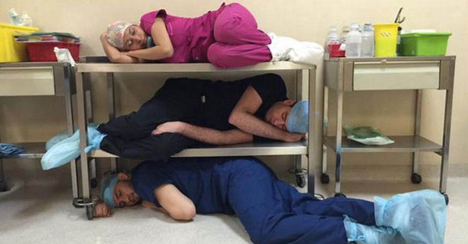 רופאים ישנים ראשי