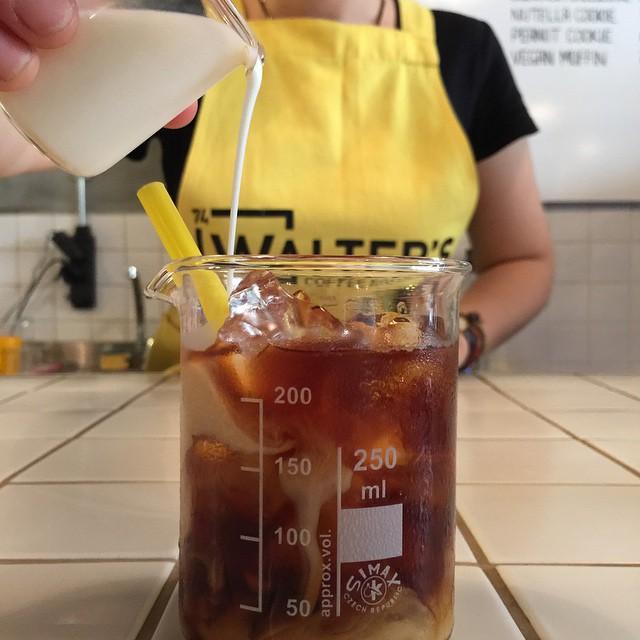 בית קפה שובר שורות 20