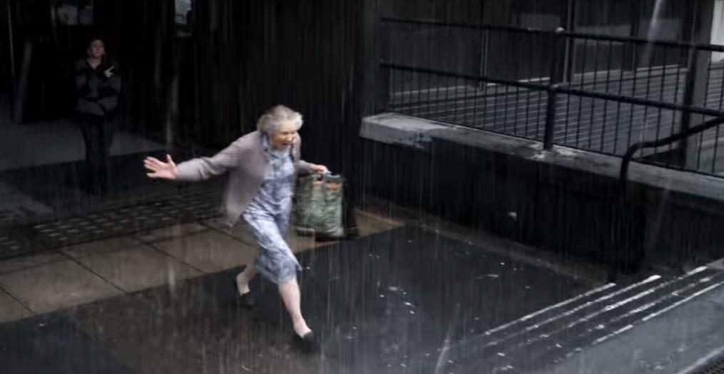 גשם קל 1