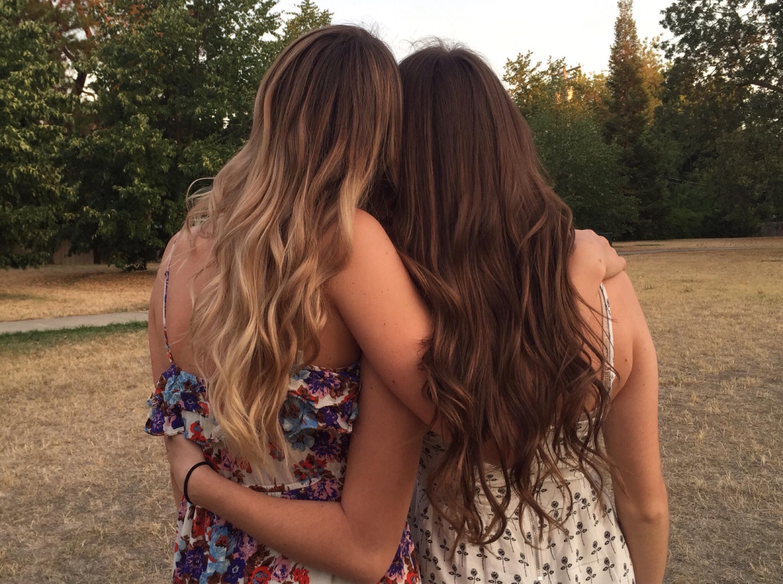זוג בנות פוטושופ 1