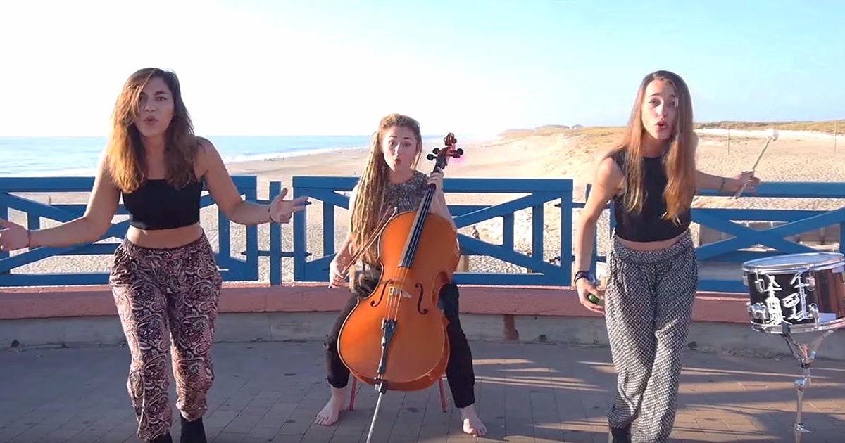 שלוש בנות צרפתיות 2