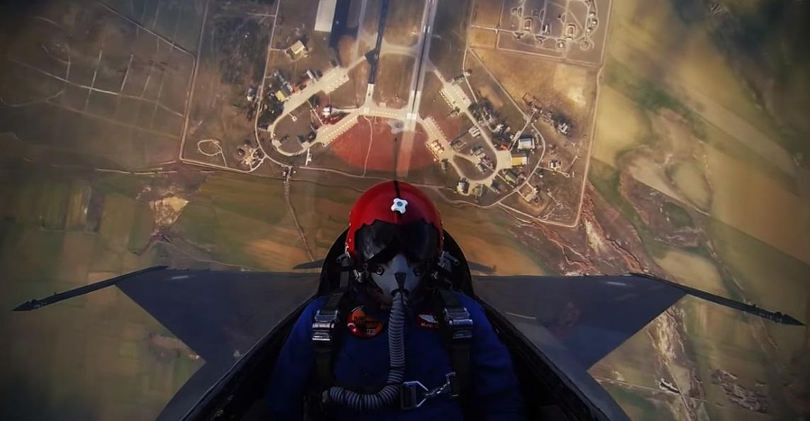 F-15 ממריא ראשי