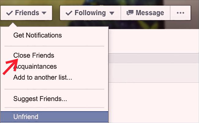 הגדרות פייסבוק 10