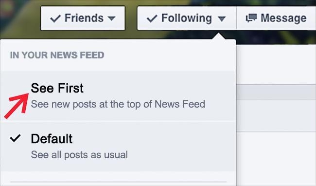 הגדרות פייסבוק 9