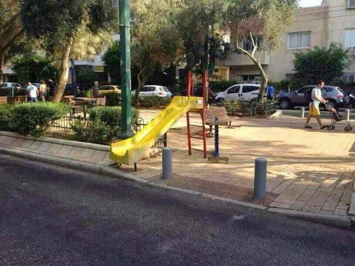 בינתיים בתל אביב - Manoela Orsi