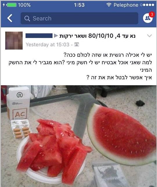 Tehillah Levy - אבטיח לא מה שחשבת