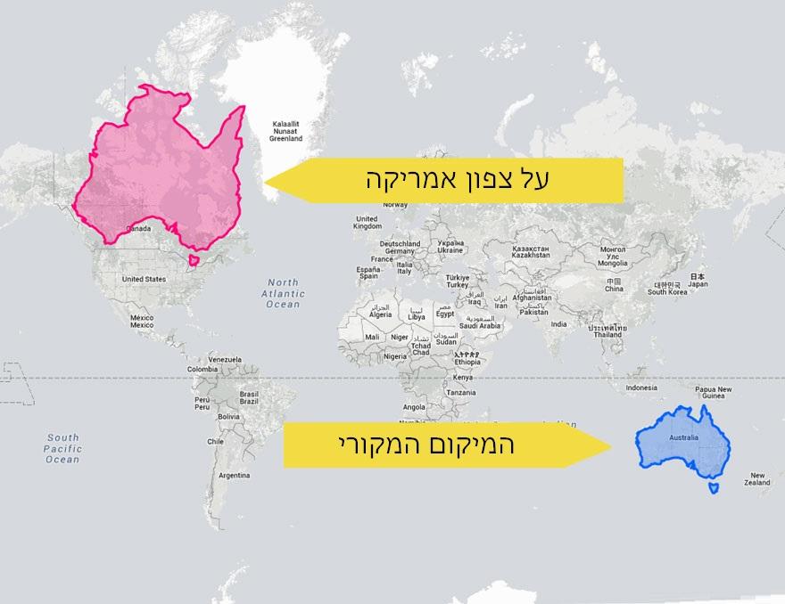 מפות מעוותות 12