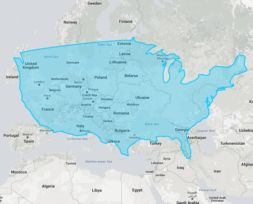 מפות מעוותות 17