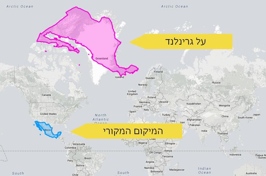 מפות מעוותות 19