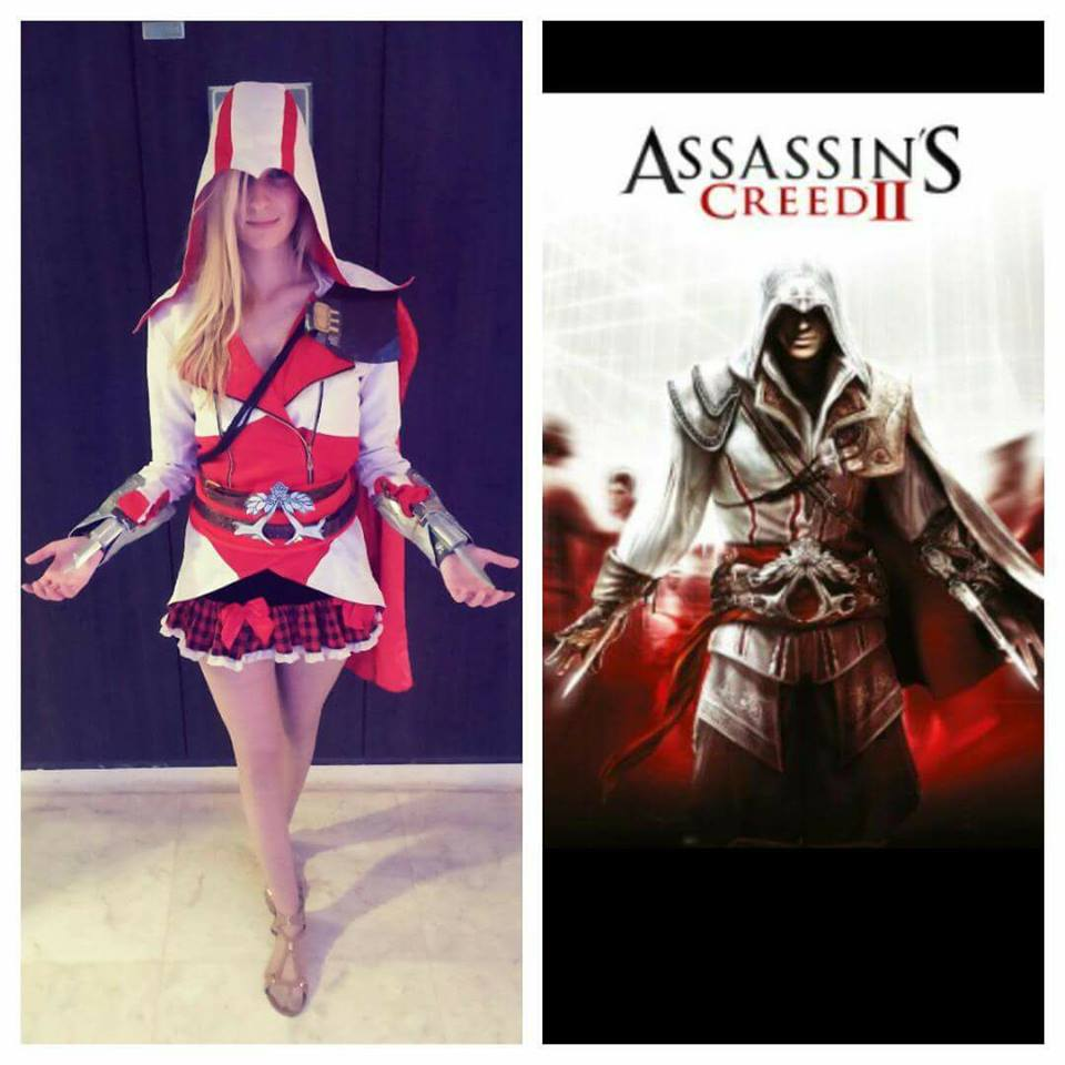 תחפושת assassin's creed