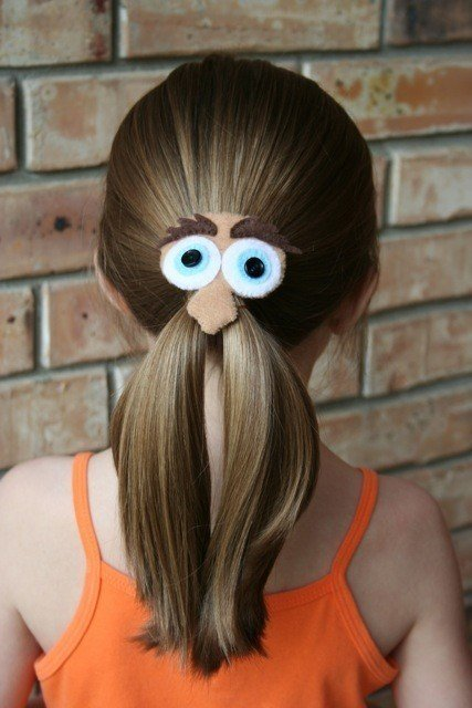 תחפושות - שיער משוגע 10