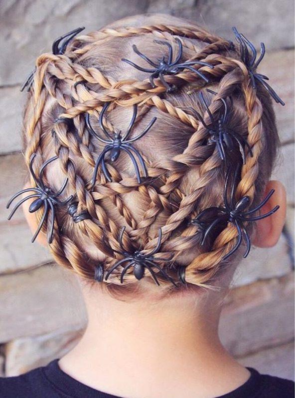 תחפושות - שיער משוגע 12