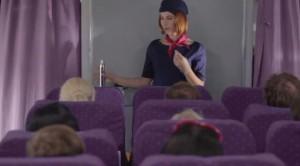 ברוכים הבאים למטוס, עכשיו שימו קונדום