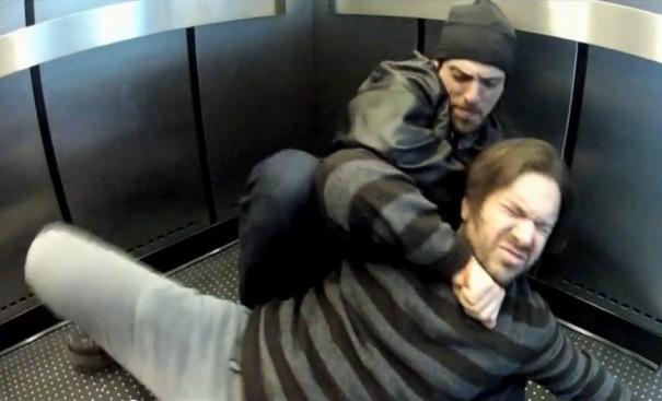 רצח במעלית
