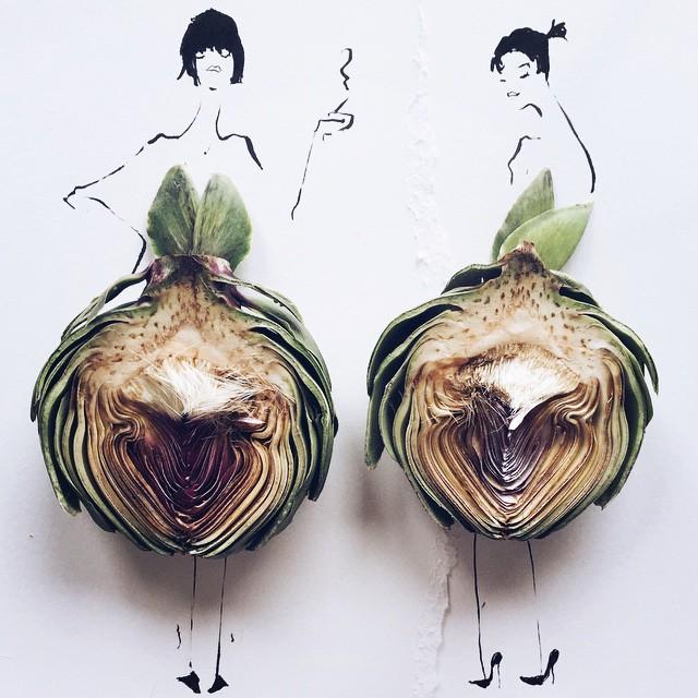 עיצובי אוכל 8