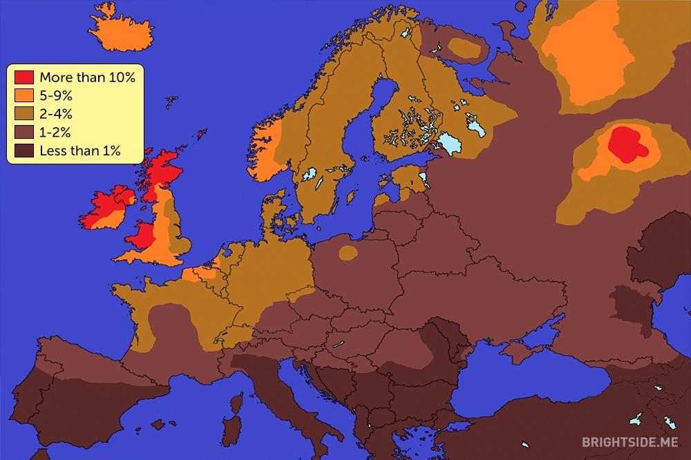 מפות מפתיעות 10