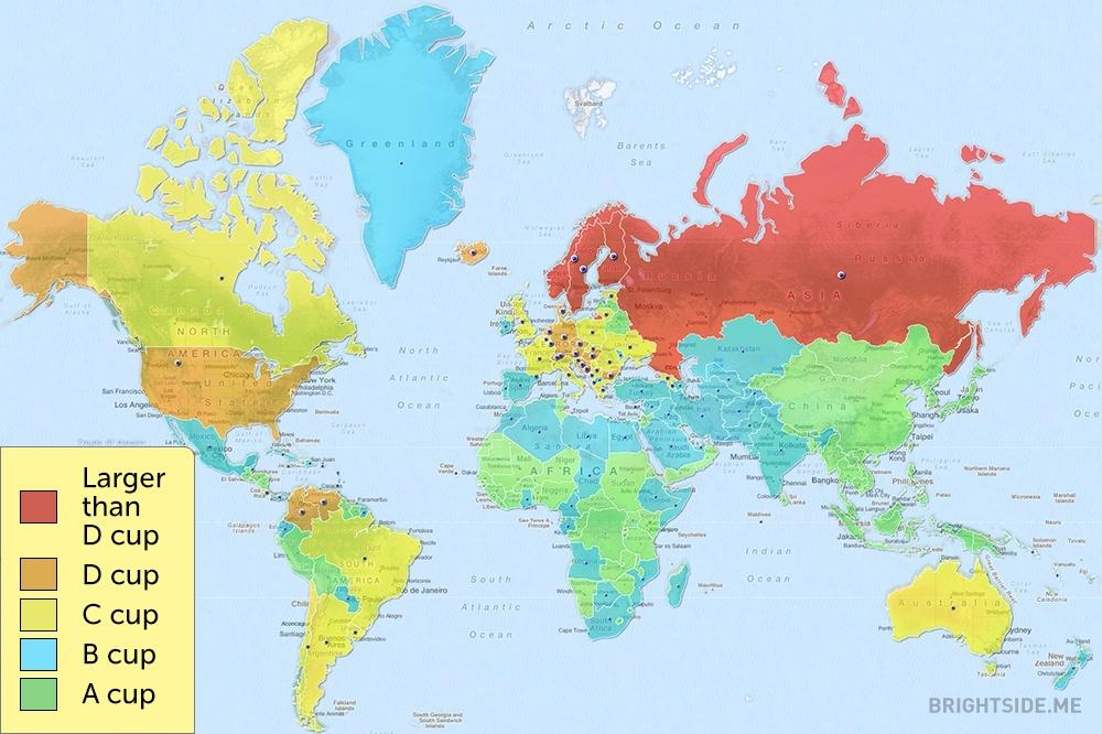 מפות מפתיעות 5