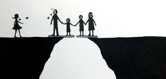 איך משפיעים גירושים על הילדים 2