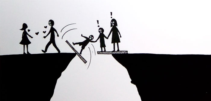 איך משפיעים גירושים על הילדים 3