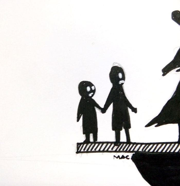 איך משפיעים גירושים על הילדים 8