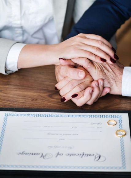 הסכם ממון בפרק ב' - גרטל גרבר