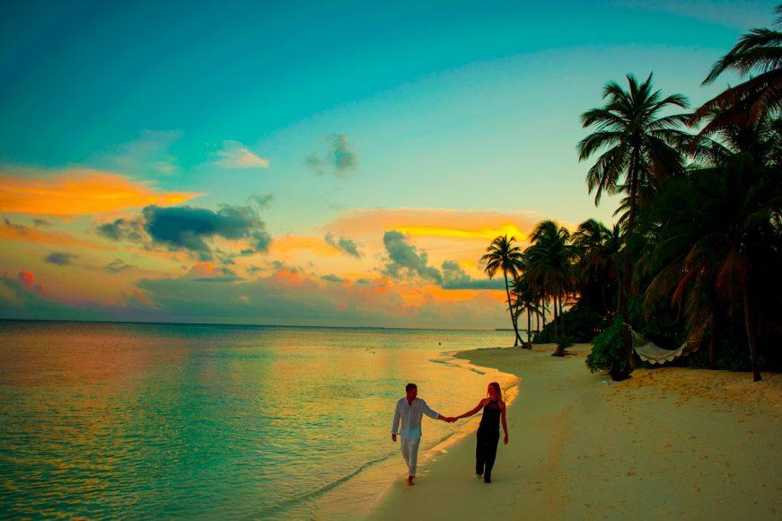 3 יעדים רומנטיים לחופשה ב-2019
