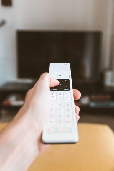 צפייה בטלויזיה